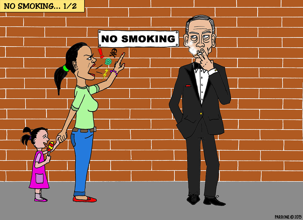 No smoking 1