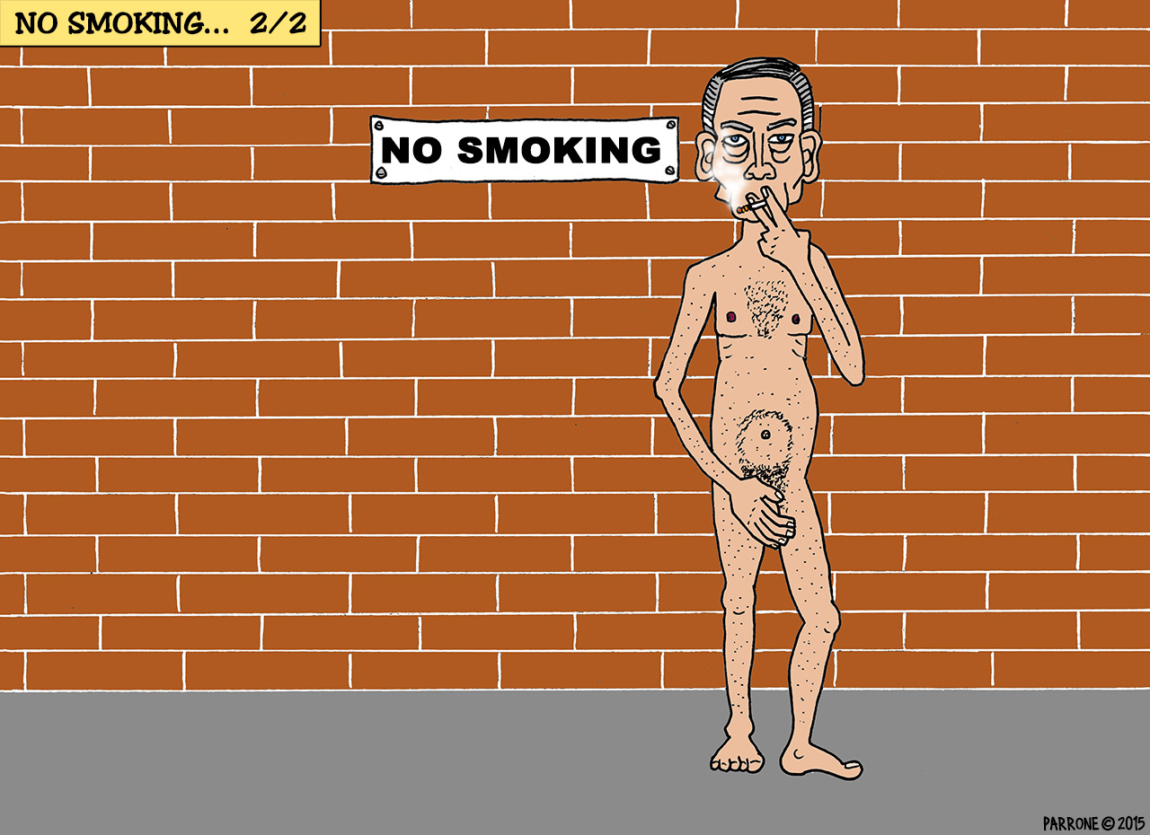 No smoking 2