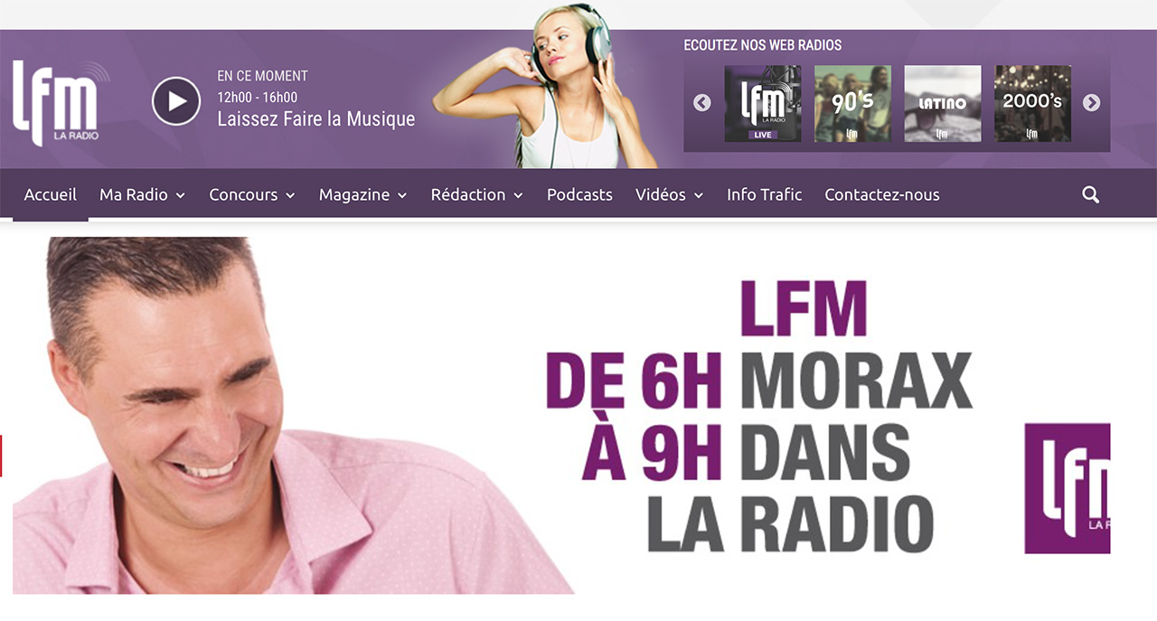 LFM Faites nous rêver - Morax 17.02.2016
